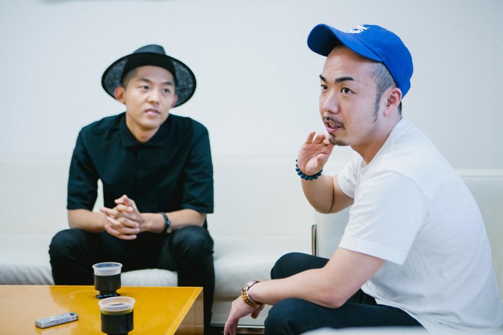 <特別対談> 「超ライブ×戦極MC BATTLE presented by Dreamusic」開催直前!晋平太とKEN THE 390がフリースタイルラップの「今」と「これから」を語る