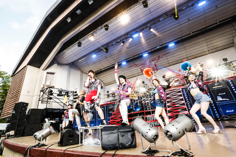 GRANRODEO LIVE TOUR 2016 TREASURE CANDY大阪城野外音楽堂