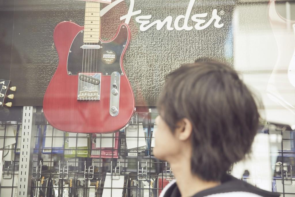 焚吐ギター