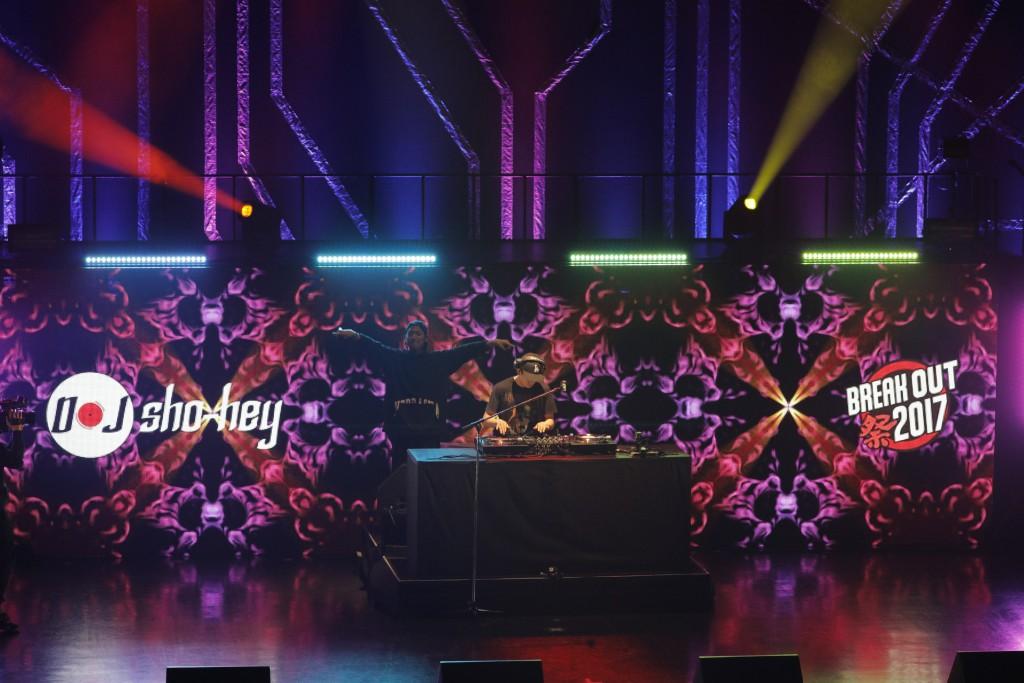 DJ Sho-hey&THE RAMPAGE