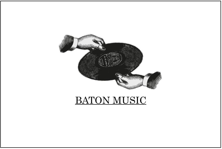 バトンミュージック RADIO FISH つとむ
