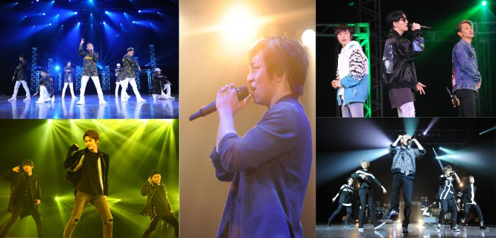 DAPUMP 三浦大知 w-inds. Lead BuZZ LC BOYS