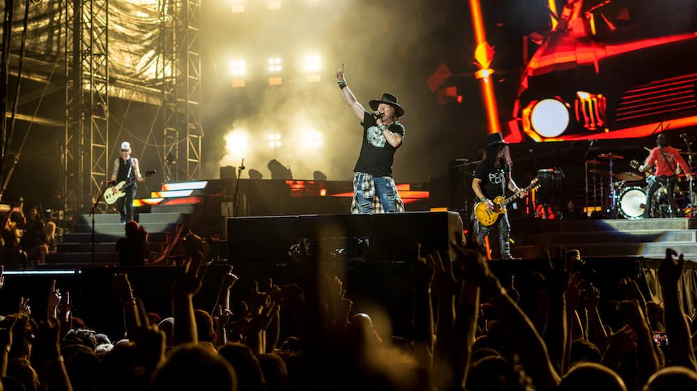 Guns N' Roses DENIS