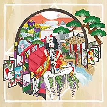 3rd full album『娑婆ラバ』ジャケット画像