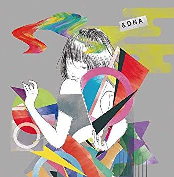 4th full album『&DNA』ジャケット画像