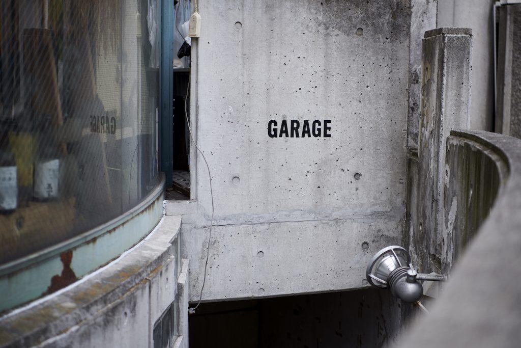 90年代,下北沢,GARAGE