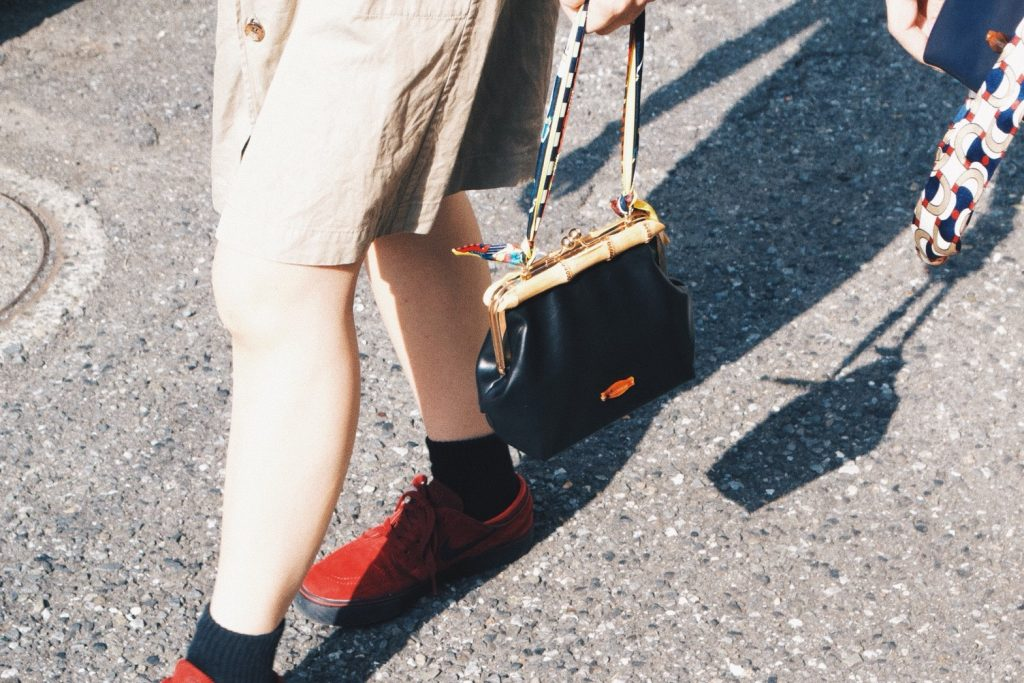 accommode,バッグ,ファッション,コーディネート
