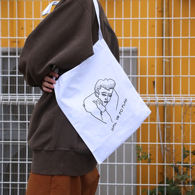 DAYDREAMINGsacoche:norahi〈UKABU apparel〉のサコッシュ