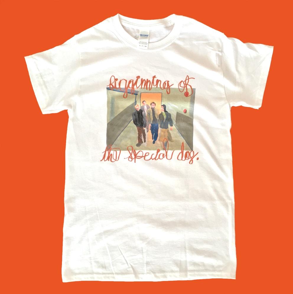 THE SHININGtee:norahi〈UKABU apparel〉のTシャツ