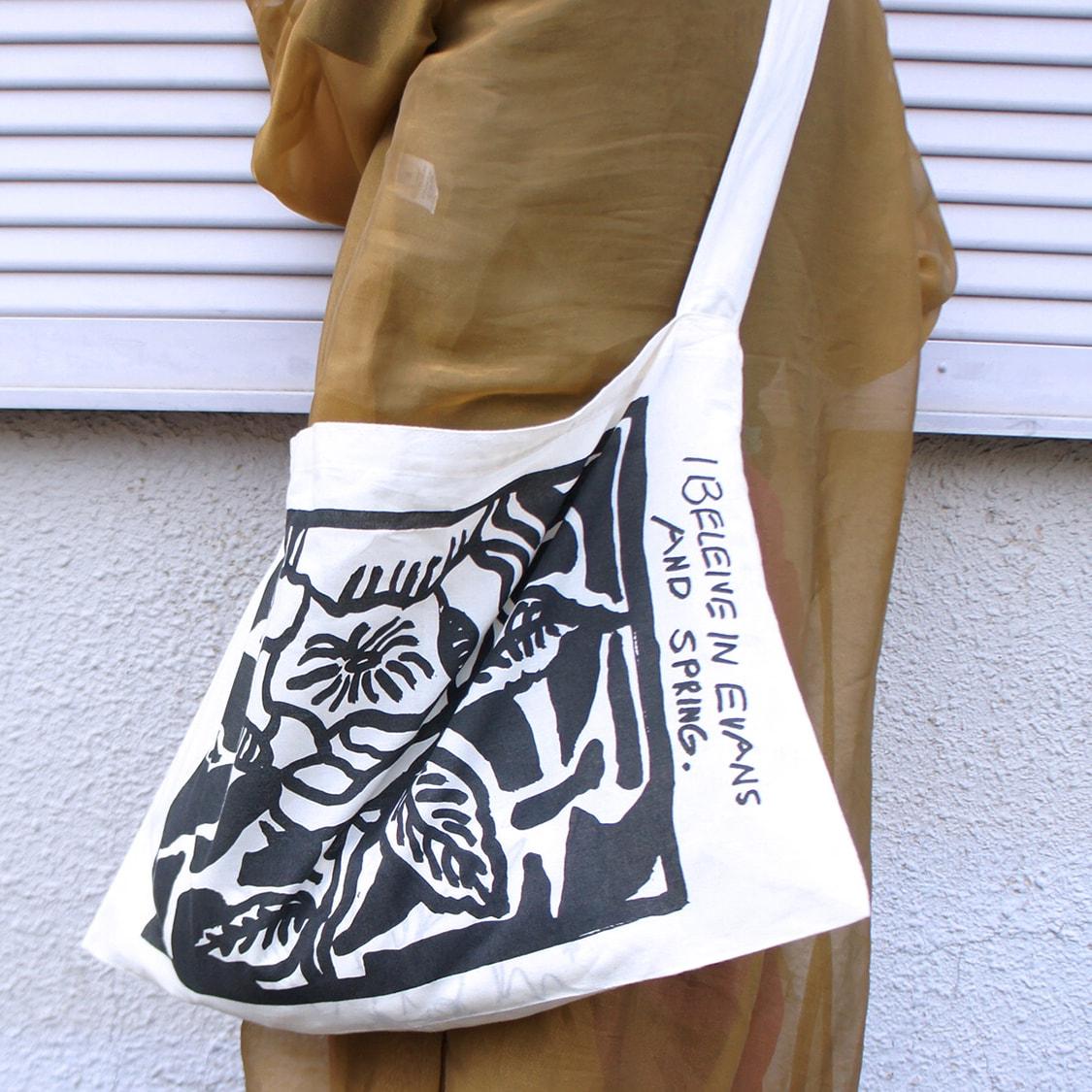 SPRING UKABU sacoche bag:norahi〈UKABU apparel〉のサコッシュ