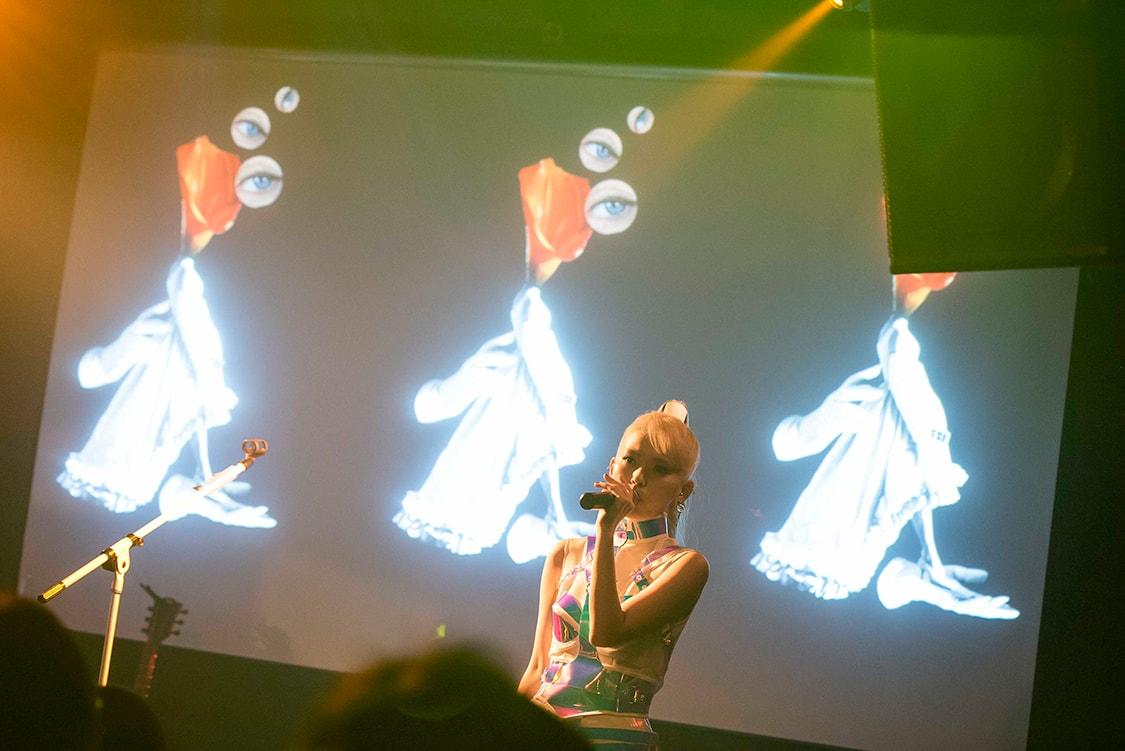 RoE ロイ CIRCUS TOKYO ワンマンライブ