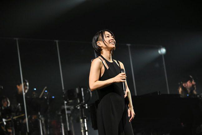 宇多田ヒカル Laughter in the Dark Tour 2018 さいたまスーパーアリーナ ライブ