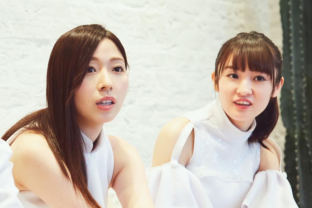 TEAM SHACHI 大黒柚姫 咲良菜緒