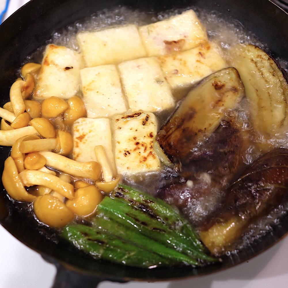 クボタマサヒコ クボタ食堂 揚げ出し豆腐 レシピ