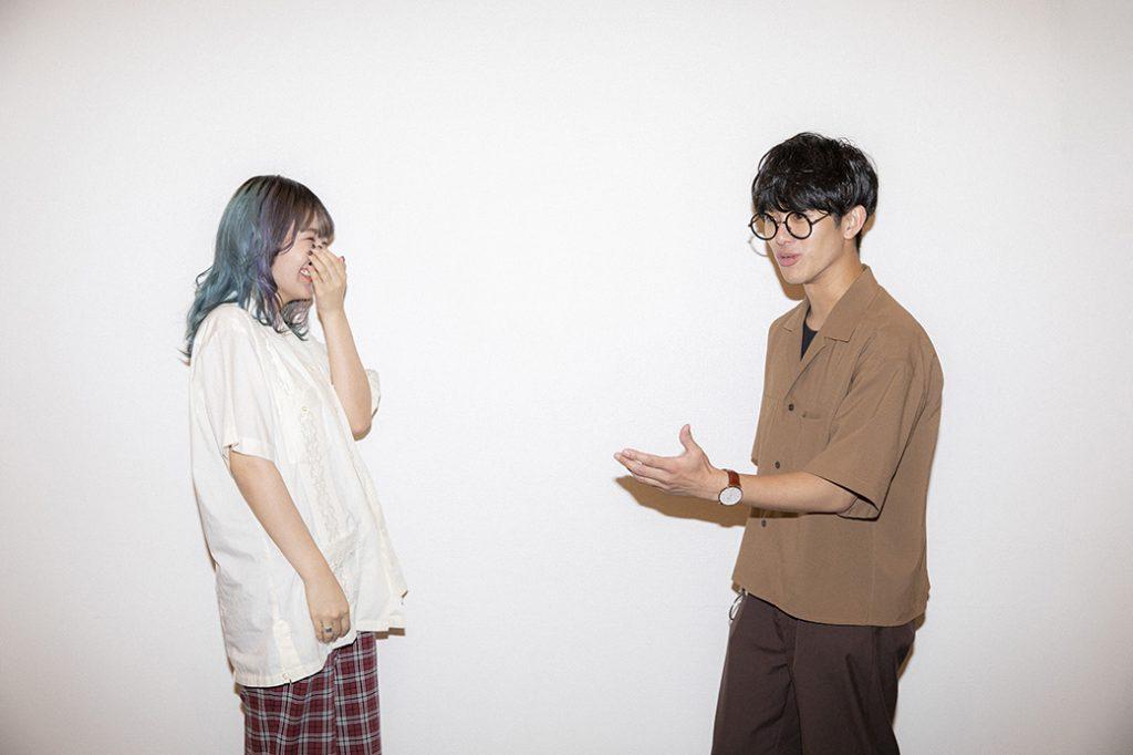 北澤ゆうほ,the peggies,田邊駿一,BLUE ENCOUNT