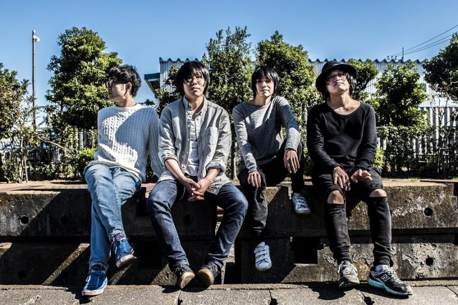 バンド・AL、1stアルバム「心の中の色紙」アートワーク・オフィシャルライナーノーツ公開