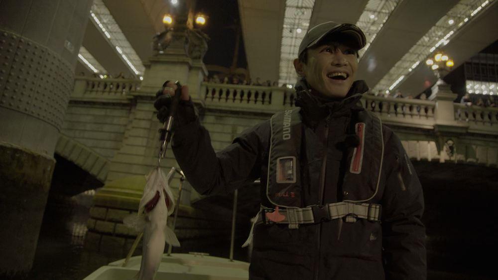 サカナクション・山口一郎、東京湾への釣りの旅「東京ナイトフィッシング」がNHK-BSプレミアムでOA