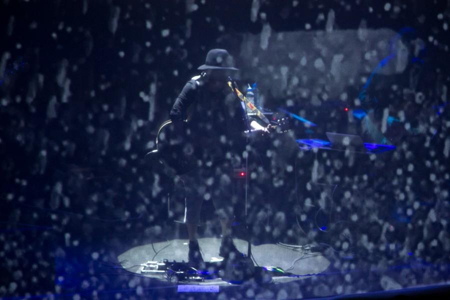 amazarashi「世界分岐二○一六」ツアーZepp Tokyo追加公演ライブレポート