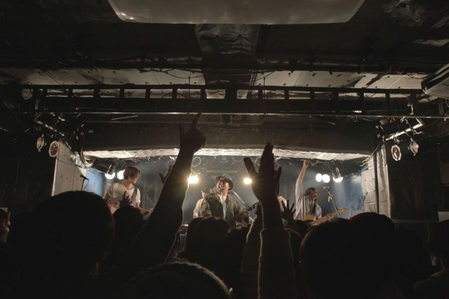 GOING UNDER GROUND、新体制初のシングル「the band」発売