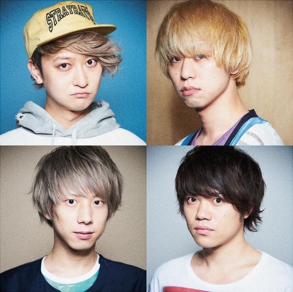 とにかく今勢いのあるバンド、KEYTALK!!