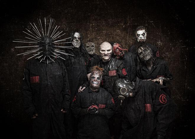 Slipknot主催「KNOTFEST JAPAN」開催決定!日本再上陸へ