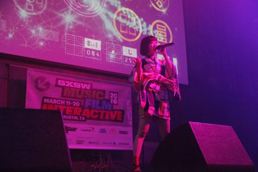 <ライブレポ>Yun*chi「SXSW2016」の最新インタラクティブライブが大盛況