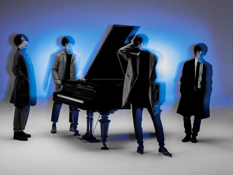 川谷絵音率いるバンド・indigo la End、2ndフルアルバム「藍色ミュージック」リリース決定