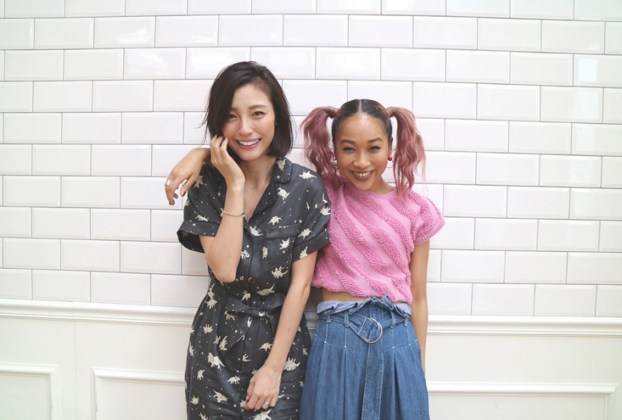 青山テルマと親友・木下優樹菜が再びMVで共演、優しい愛に包まれた楽曲が完成