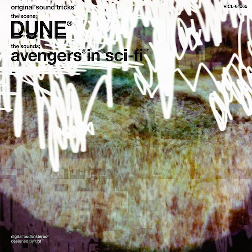 avengers in sci-fi / Dune