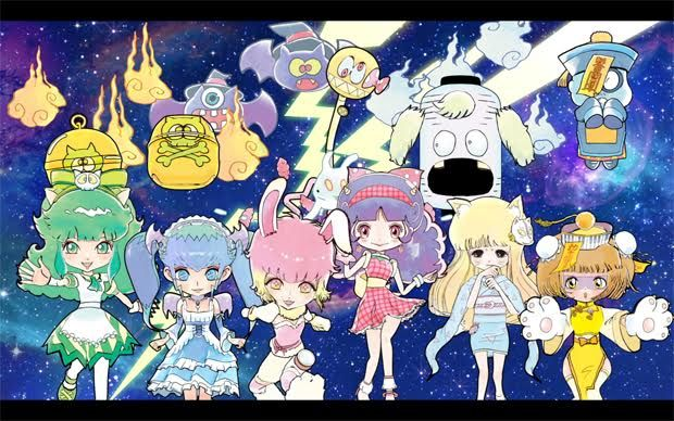 バンもんメンバーがアニメキャラになり飛び回る!Q-MHz制作の楽曲「キメマスター!」MV公開
