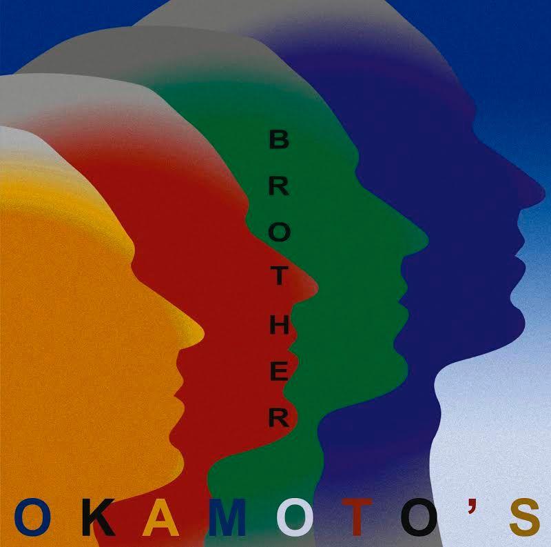 OKAMOTO'S「BROTHER」初回生産限定盤ジャケット