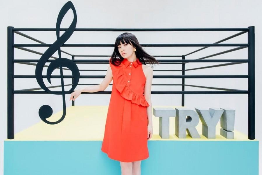 千菅春香、待望の1stアルバム「TRY!」に清 竜人、北川勝利ら豪華作家陣集結!