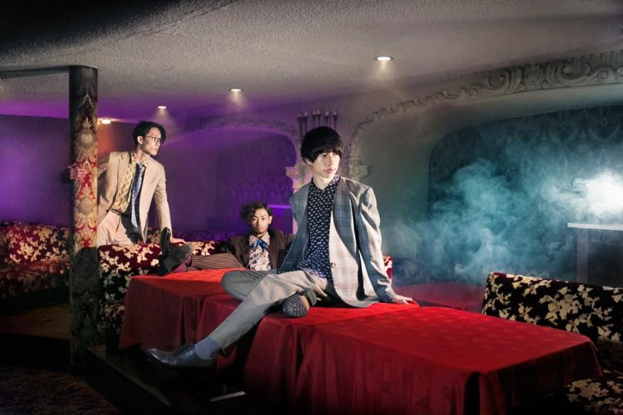 LUCKY TAPES、新作アルバム「Cigarette&Alcohol」より「TONIGHT!」MV公開