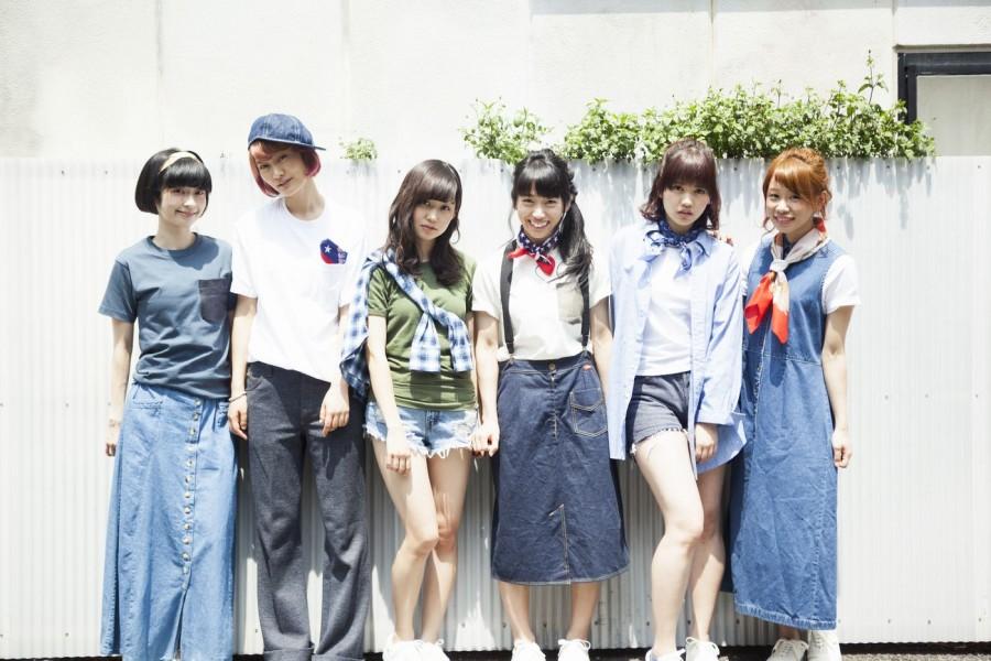 リリスクが夏をジャック!lyrical school「サマーファンデーション」キービジュアルを公開