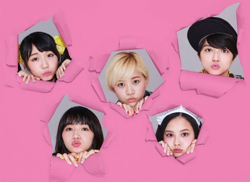 ベイビーレイズJAPANが2年ぶりのアルバム「ニッポンChu!Chu!Chu!」発売、収録曲&ジャケ写を解禁