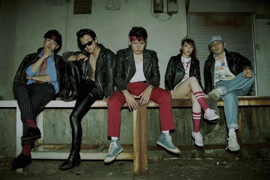 """NEW侍ロックンロールバンド""""THE THROTTLE""""Apple Music 「今週のNEW ARTIST」 に選出"""