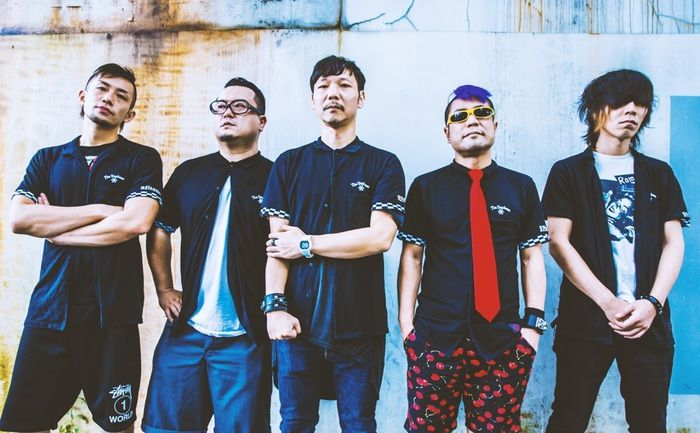 THE STARBEMS、渾身のニューアルバム『Feast The Beast』リリースツアー詳細を発表
