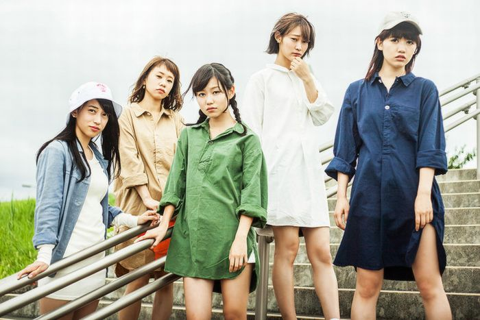 リリスク結成当初からのメンバー・ami、ayaka、meiが卒業 新体制での活動へ