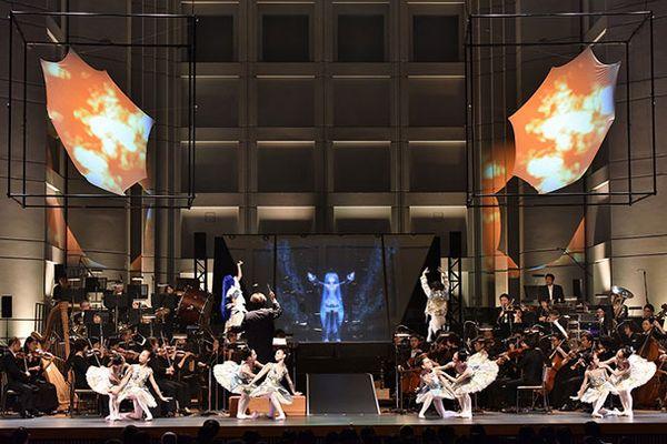 冨田勲×初音ミクのコラボ舞台作品『ドクター・コッペリウス』来年4月に再演へ