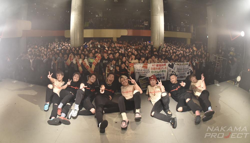 <ライブレポ>Beat Buddy Boi「BBBオールスター感謝祭'16」!NAKAMAに感謝