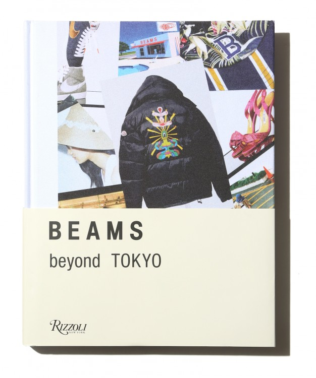 ビジュアルブック『BEAMS beyond TOKYO』発売。貴重なコラボアーカイブも