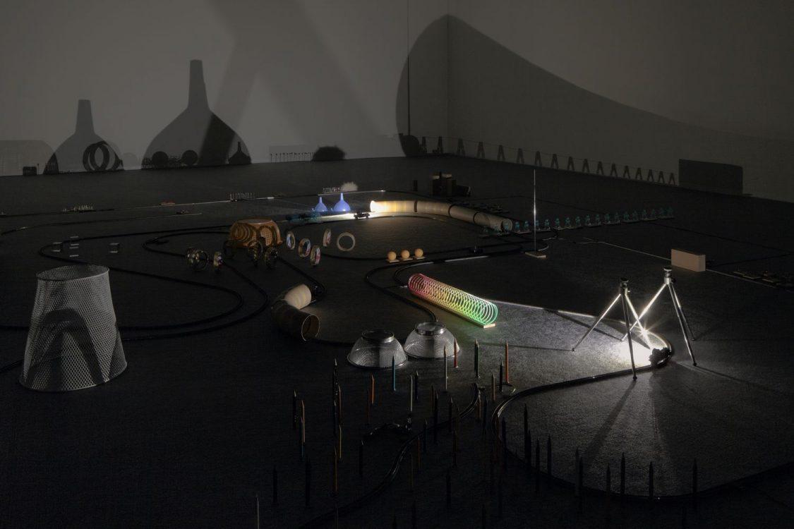 IAMASが発信するメディアアート展が3月に原宿で開催