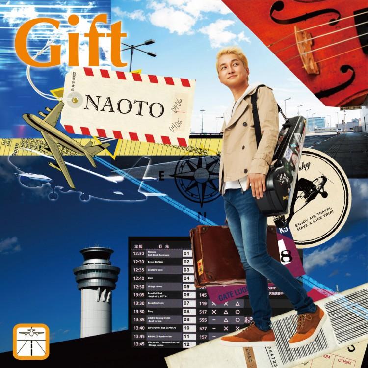 ヴァイオリニストNAOTO 新ALを4/6にリリース
