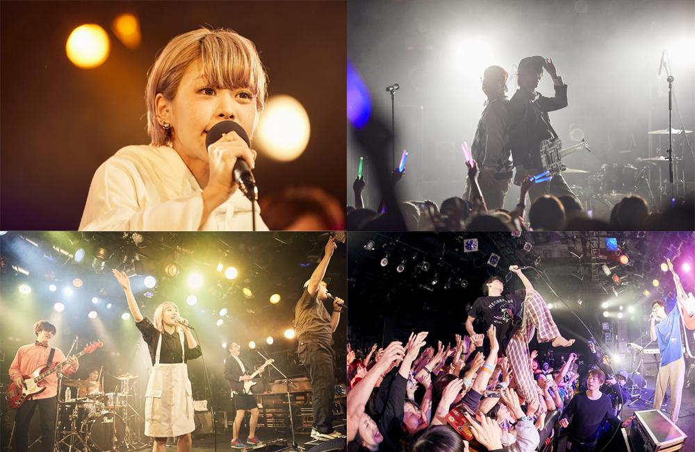 <ライブレポ>なんとも濃い一夜!渋谷クアトロイベントレポート!