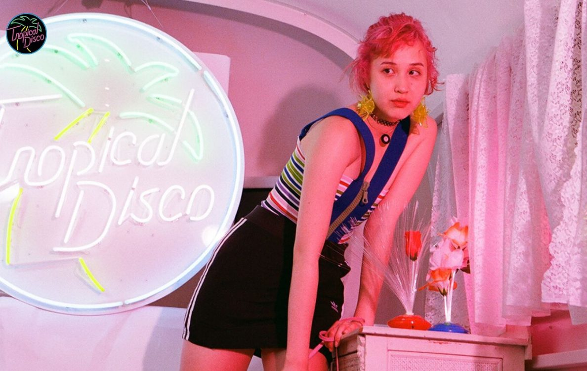 Tropical Discoが「異空間」クラブイベント開催