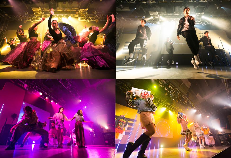 <イベントレポート>「FASHION DANCE NIGHT」業界初!ファッション×ダンスイベント