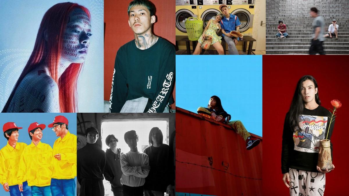 2017年日本の音楽シーンを彩る、edgeの効いた面白いアーティスト8選