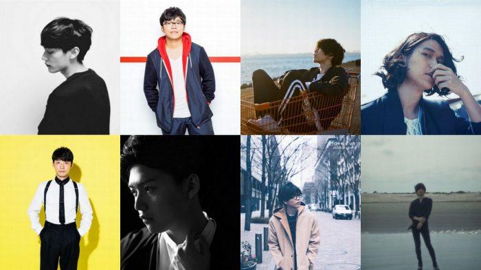 日本の男性ソロアーティスト8選!魅惑を放つ人気歌手にフィーチャー