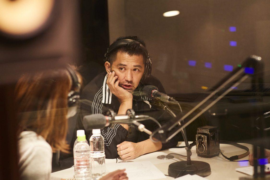 俳優・村上淳がラジオで語った「原点」と「スタンダード」