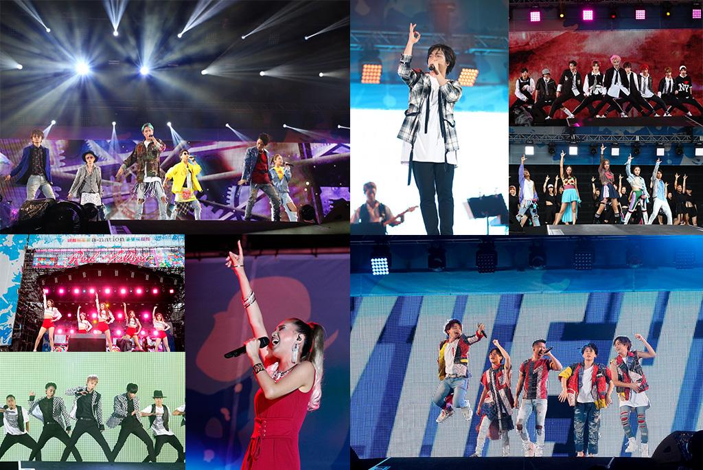 <ライブレポ>a-nation2017が想像以上に最高な夏フェスだった